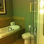 washroom so nice