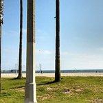 Ocean walk and pier seconds away.