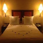 Un lit d'amour