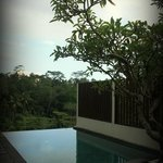 Villa private pool