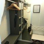 Corral Cottage Entrance Storage/ Coat Room