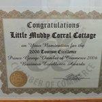 Norton Ranch Award