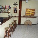 Área do bar