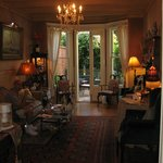 Parlor room - common area