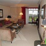 room 238 lounge area