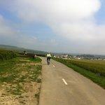 La Voie des Vignes Bike Trail in Burgundy