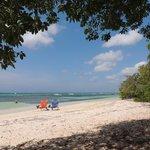 Nearby Savaneta Beach