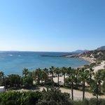 So called Paradise beach