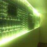 Uma parede para beber...