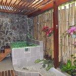 Garden Bath room