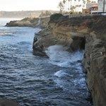 La Jolla Cove.  Make sure to visit here!