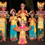 Balinese Dancers organised for our Dinner Entertainment