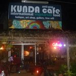 Kunda  by night