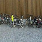 Bienvenue vélo Aux Saveurs d'Enneille