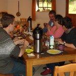 Petit déjeuner Aux Saveurs d'Enneille
