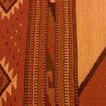 Textiles: Rug in bedroom