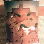 Even the trash cans are pieces of art!