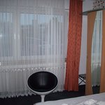 Room with turning Chair :)