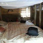 habitacion mosquitera