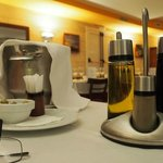 le service de table