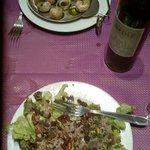 Escargots et Salade de Terroir