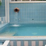 piscina acqua termale interna