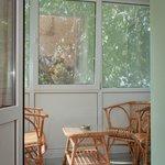 Балкон номера повышенного комфорта