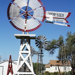 Windmill Musrum, Shattock, Oklahoma