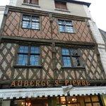 Façade Auberge St-Pierre