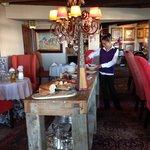 Abalone house breakfast room