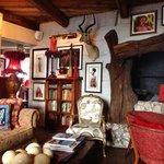 Abalone house leisure room