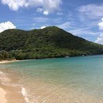 Reduit beach - paradise