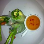 Veggie appetizer
