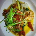 Fish dish (main)