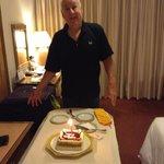 Happy Birthday to Trev.