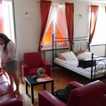deluxe private suite
