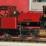 Jumble Room train