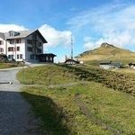 View   - Mannlichen Berghaus