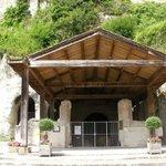 Monolithic Church of Saint Jean of Aubeterre.