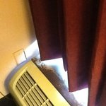 Front windows/rusty AC Unit
