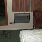 the old heater that didnt work!