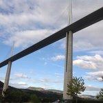 Millau viaduct!