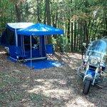 Our Campsite B-15