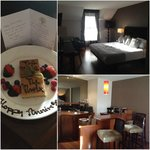 Welcome Gift and luxury suite