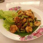 My favourite, Petai prawn