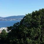 Fortaleza do Castro, Vigo.