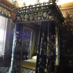 one of the many four poster beds
