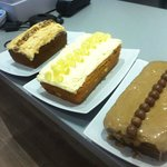 Banana, Lemon and Chocolate loaves! Everyday treats for Benricks customers!