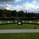 famous Longwood fountains