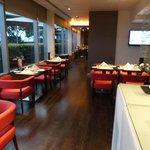 Business Lounge breakfast
